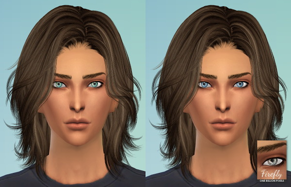 Firefly Non Default Eyes at One Billion Pixels image 77 Sims 4 Updates