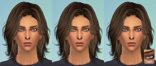 Firefly Non Default Eyes at One Billion Pixels image 781 Sims 4 Updates