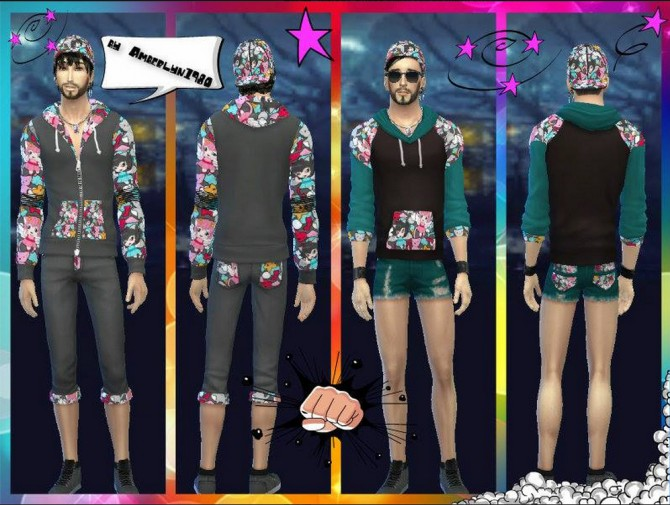 Clothes at Amberlyn Designs image 7819 Sims 4 Updates