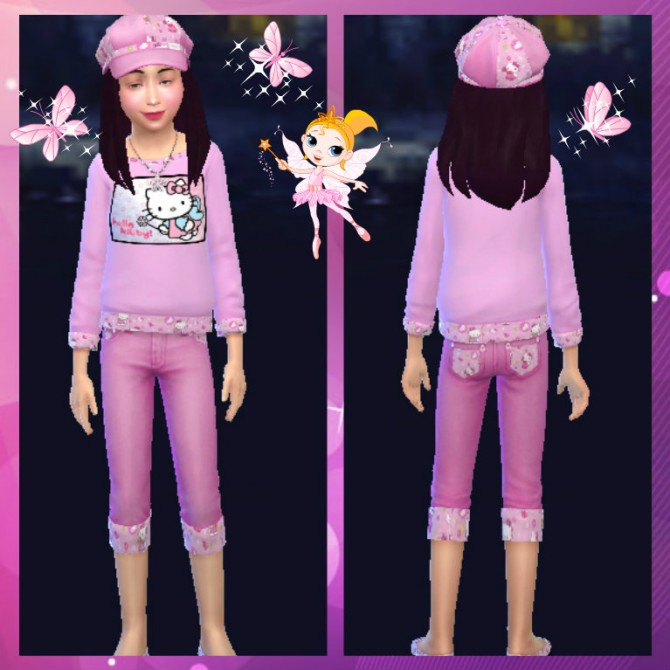 Clothes at Amberlyn Designs image 8020 Sims 4 Updates