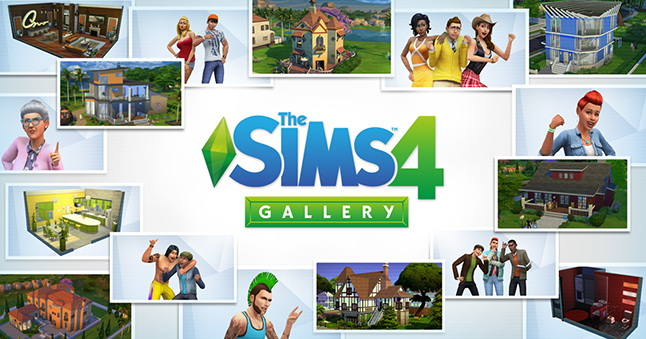 Sims 4 The Sims 4 Gallery is now on the Web! at The Sims™ News
