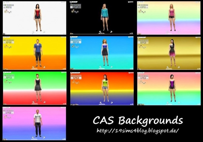 Cas Backgrounds At 19 Sims 4 Blog Sims 4 Updates