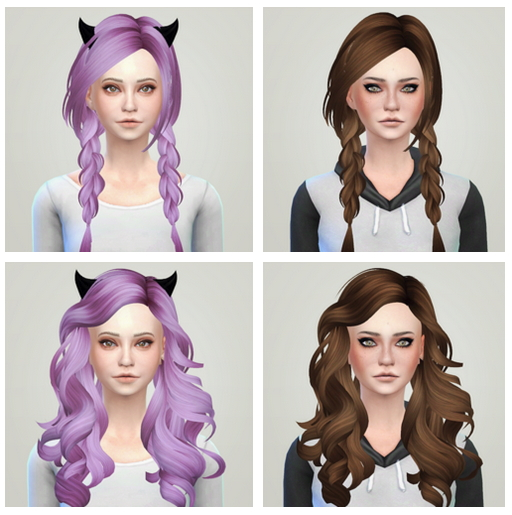 Skysims 163 & 187 converted by Mocka Sims retextured at Liahxsimblr image 846 Sims 4 Updates