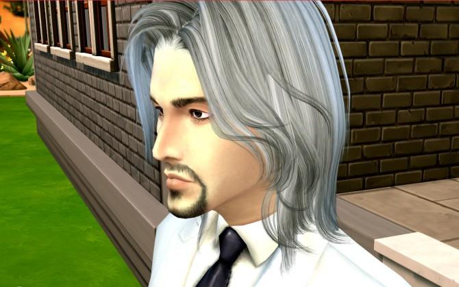 Sims 4 Bernard by ihelen at ihelensims