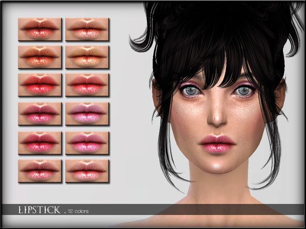 Sims 4 Lips Set6 by ShojoAngel at TSR