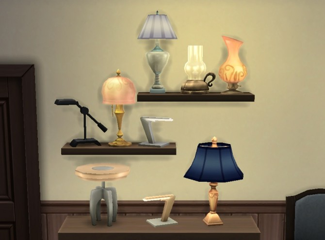 Table Lamps Anywhere Fix by plasticbox at Mod The Sims image 8813 Sims 4 Updates