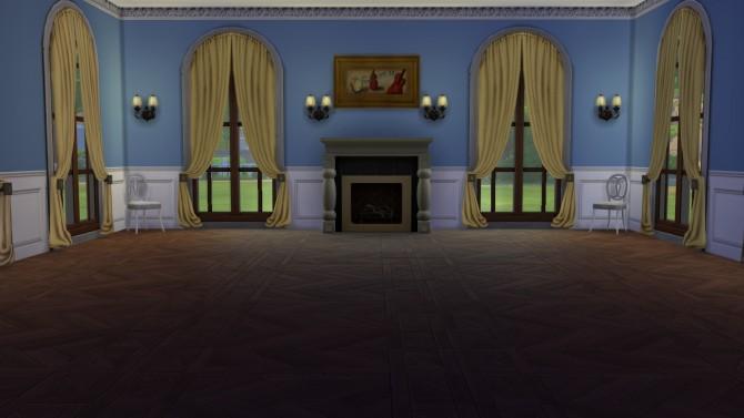 Sims 4 Louis XVI Modern walls & floor at Meinkatz Creations