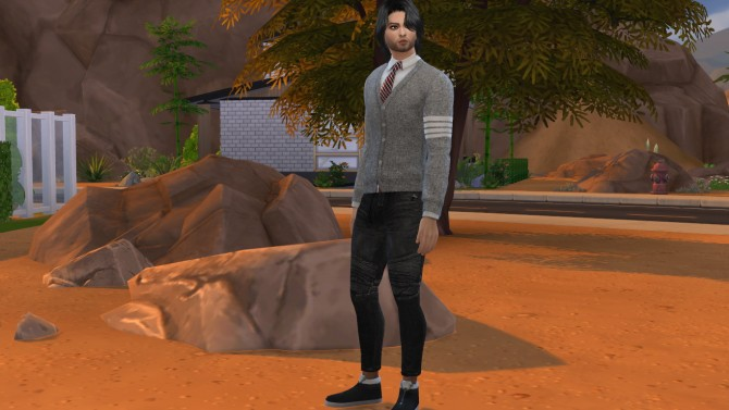 Enrique by Elena at Sims World by Denver image 907 Sims 4 Updates