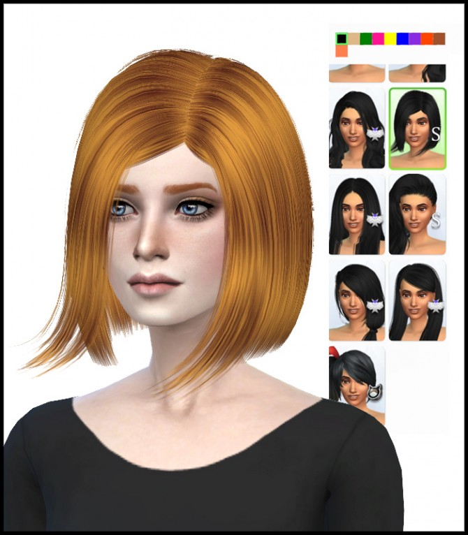 Hairstyles Quest Sims Freeplay : Sims Freeplay New Long Hairstyles newhairstylesformen2014.com