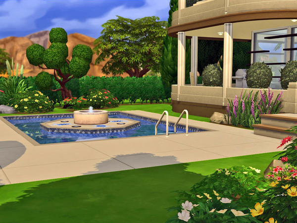Anna house by Guardgian at TSR image 9103 Sims 4 Updates