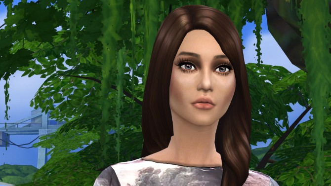 Sims 4 Milena by Elena at Sims World by Denver