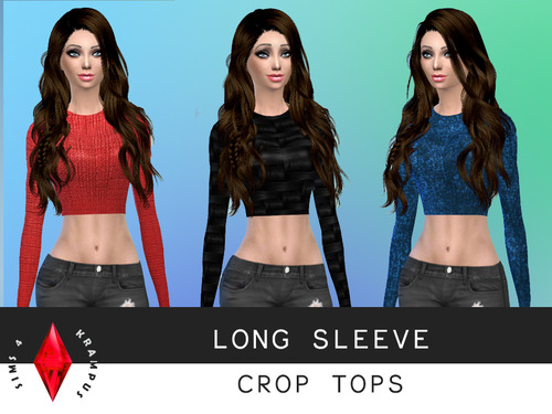 ee5f681c236 Clothes, zombie skin and torso scars at Sims 4 Krampus » Sims 4 Updates