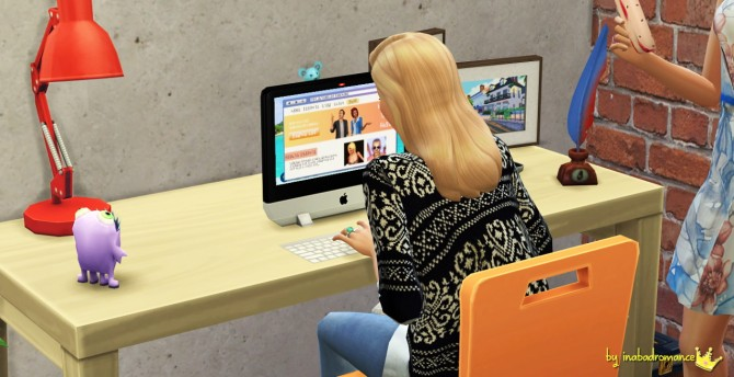 Sims 4 PC and tablet updated at In a bad Romance