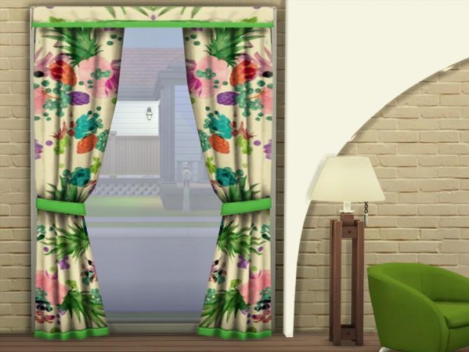 Curtain recolors at Simlife image 10115 Sims 4 Updates