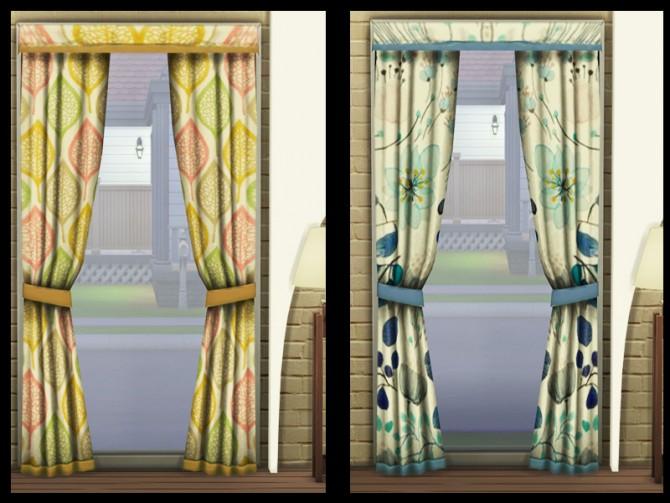 Curtain recolors at Simlife image 10313 Sims 4 Updates
