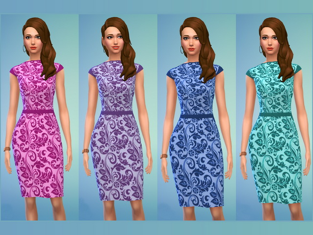 Bea dress by Blackbeauty583 at Beauty Sims image 10322 Sims 4 Updates