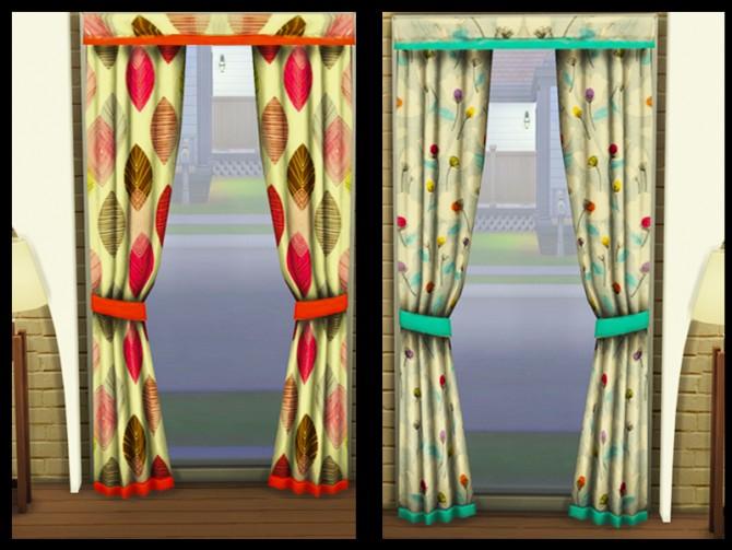 Curtain recolors at Simlife image 10413 Sims 4 Updates