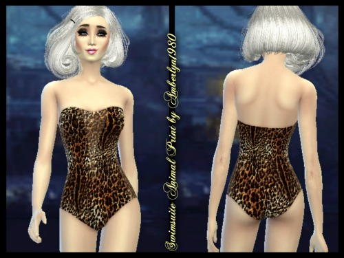 Sims 4 Swimwear collection at Amberlyn Designs