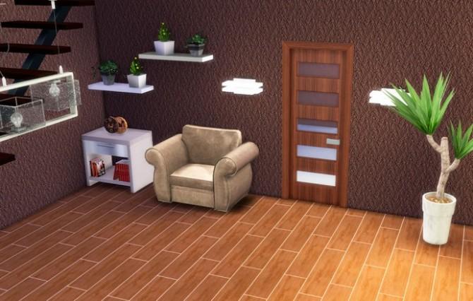Glass Door By Hellen At Sims Creativ Sims 4 Updates