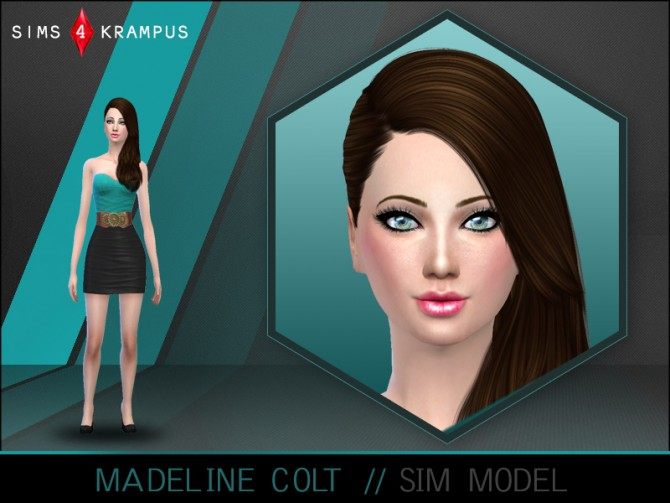 Madeline Colt at Sims 4 Krampus image 1152 Sims 4 Updates