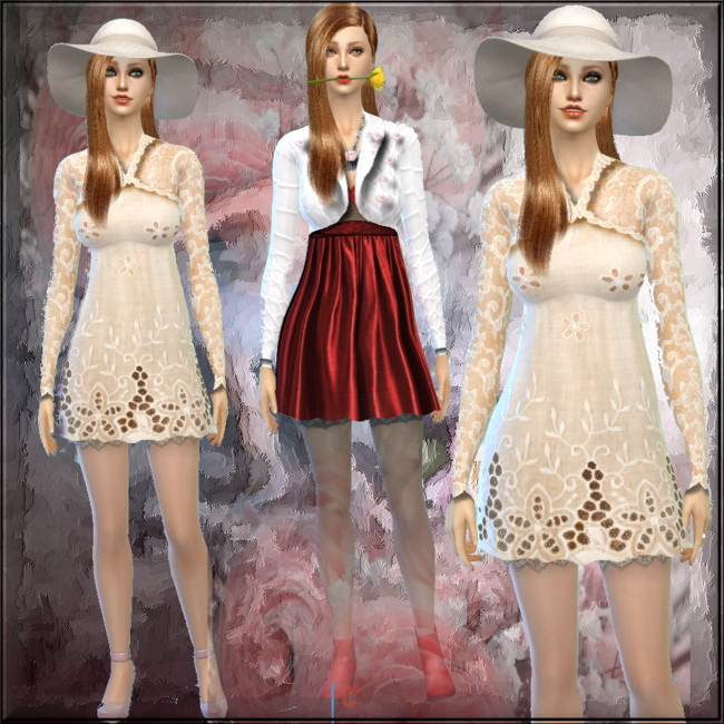 Sims 4 Lolita by Cedric13 at L'univers de Nicole