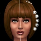 haircut names for hxc v1 by savagesimbaby at tsr 187 sims 4 1176
