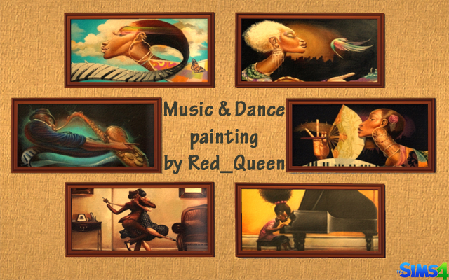 Sims 4 Music & Dance by Red Queen at ihelensims