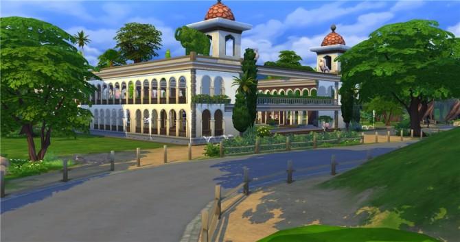 Hanging Gardens park by Natali Nik at ihelensims image 1228 Sims 4 Updates