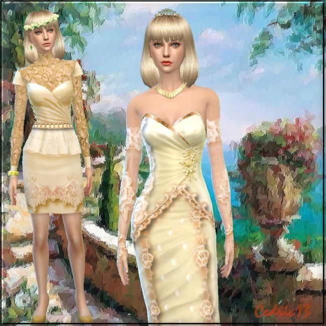 Roxane by Cedric13 at L'univers de Nicole image 1248 Sims 4 Updates