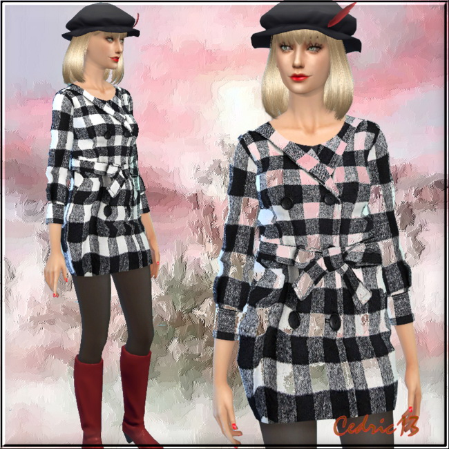 Roxane by Cedric13 at L'univers de Nicole image 1268 Sims 4 Updates