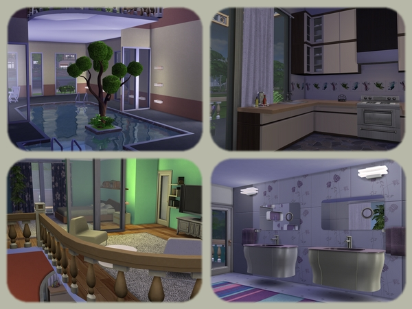 Modern Home 3 by Maxi Sims at Akisima image 1284 Sims 4 Updates