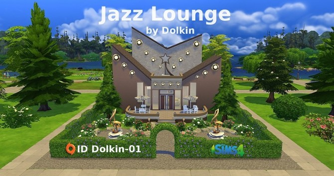 Jazz Lounge by Dolkin at ihelensims image 12914 Sims 4 Updates