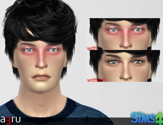 Face Blusher at A3RU image 1306 Sims 4 Updates