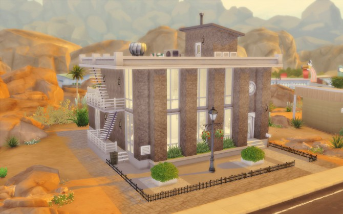 House 07 at Via Sims image 13215 Sims 4 Updates