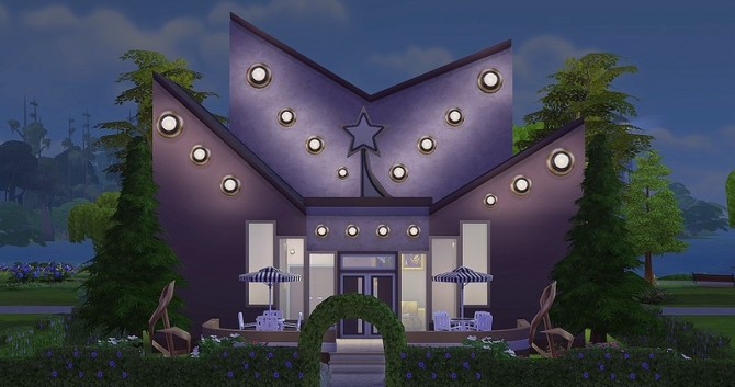 Jazz Lounge by Dolkin at ihelensims image 13216 Sims 4 Updates