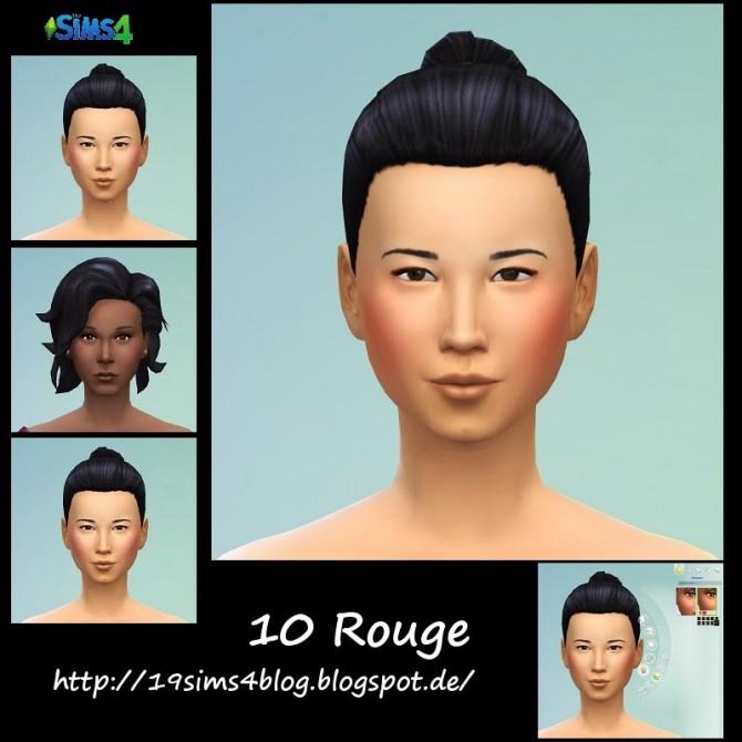 Blusher Set 1 at 19 Sims 4 Blog image 13312 Sims 4 Updates
