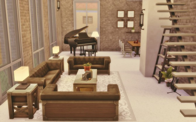 House 07 at Via Sims image 13511 Sims 4 Updates