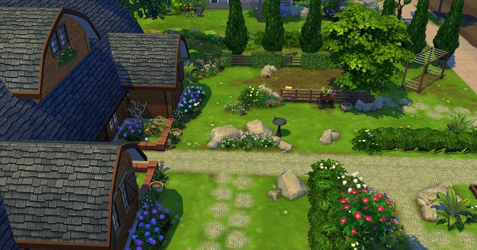 Madeleine House At Studio Sims Creation 187 Sims 4 Updates