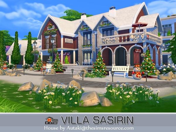 Villa Sasirin by autaki at TSR image 14101 Sims 4 Updates