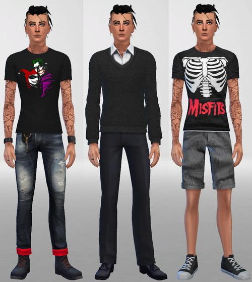 Ruben at SIM AGENCY image 14115 Sims 4 Updates