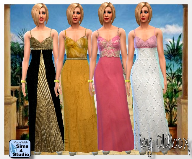 Sims 4 Rugs, paintings, dresses and recolors at All 4 Sims