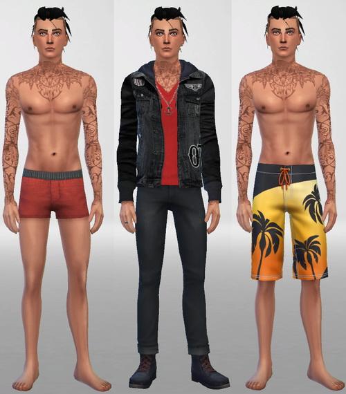 Ruben at SIM AGENCY image 14213 Sims 4 Updates