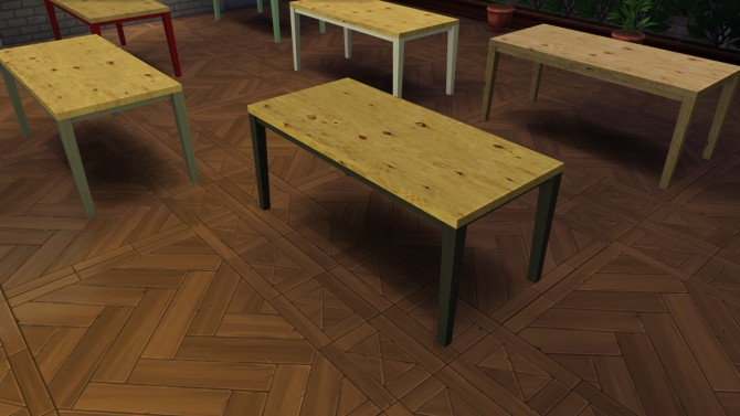 Model Woodworking Bench Sims  DIY Woodworking Project