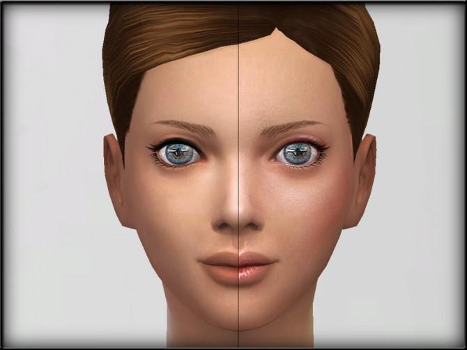 Face Mask Set1 Child by ShojoAngel at TSR image 1450 Sims 4 Updates