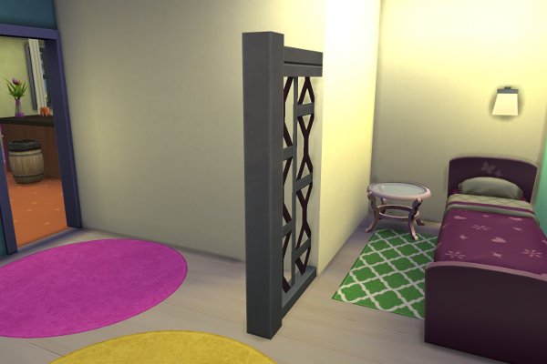 Starter Haus by Satureja at Blacky's Sims Zoo image 1501 Sims 4 Updates