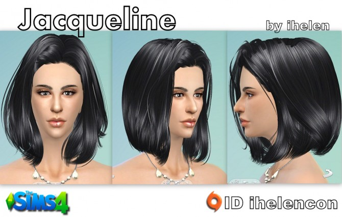 Sims 4 Jacqueline at ihelensims