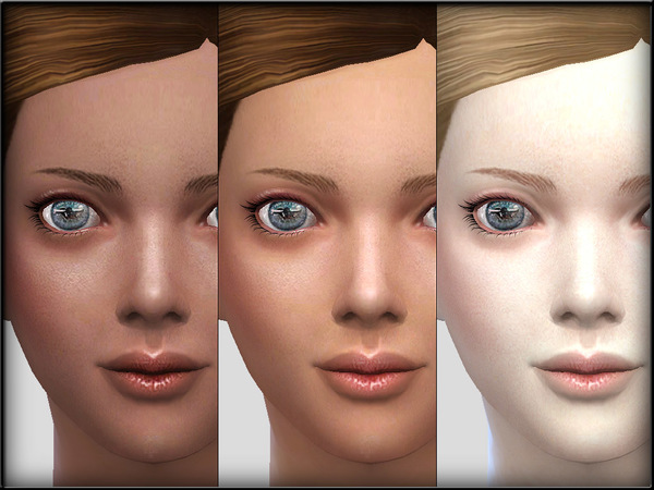 Sims 4 Face Mask Set1 Child by ShojoAngel at TSR