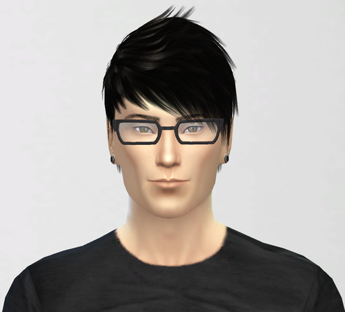 Zane male model at SIM AGENCY image 1572 Sims 4 Updates