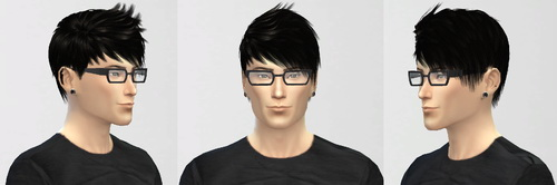 Zane male model at SIM AGENCY image 1582 Sims 4 Updates