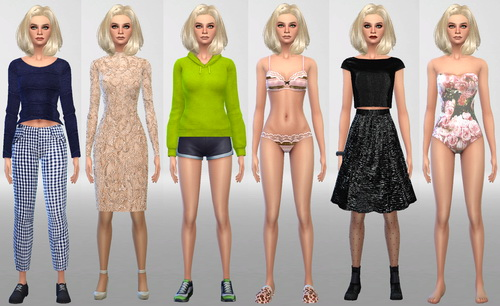 Arielle at SIM AGENCY image 1621 Sims 4 Updates